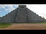 Пирамида Кукулькана.