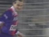 ФЛ1 1993-94 Канн - ПСЖ (0 - 1) Vincent Guerin